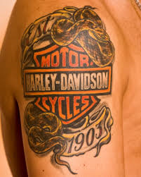 Harley Tattoo