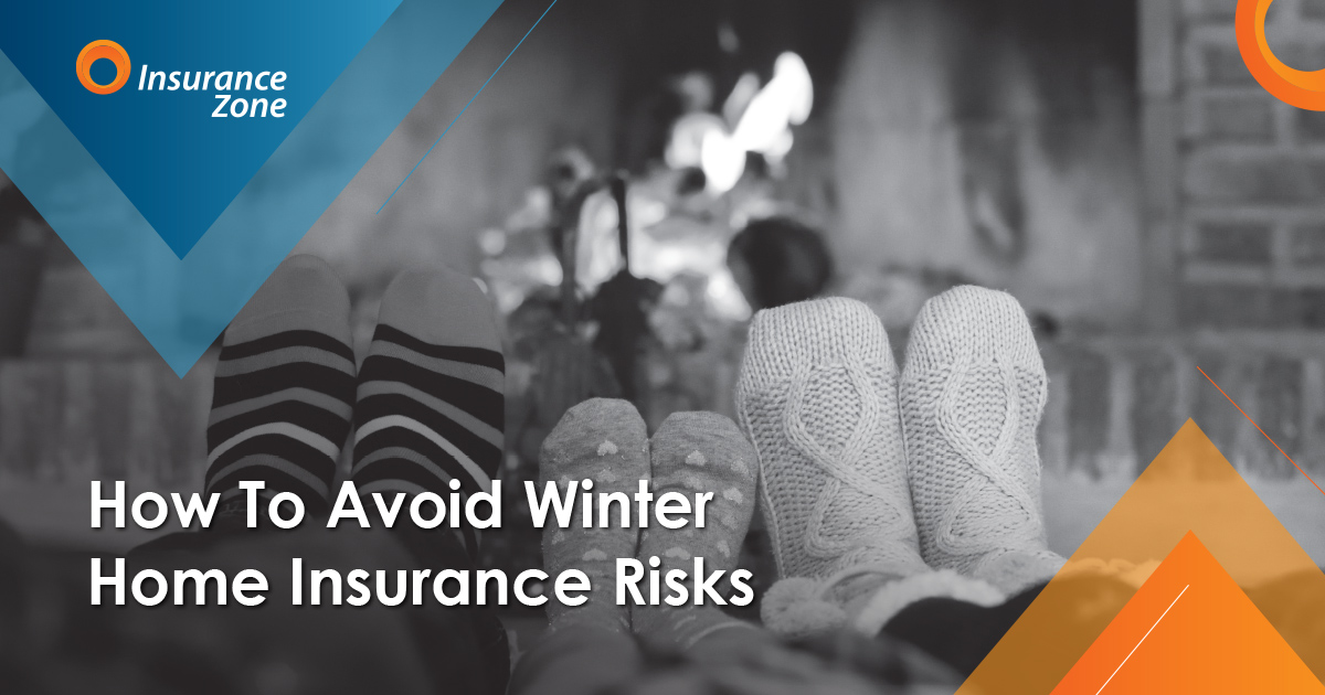 How To Avoid Winter Home Insurance Risks